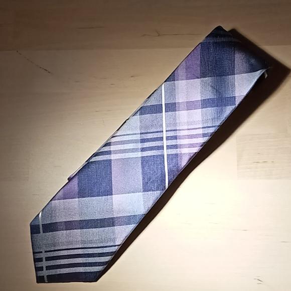 Michael Kors Silk/Linen Tie